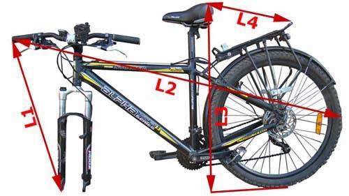 Двойное усиление под переднюю вилку.  Чехол для перевозки велосипеда...